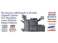 PHOTOCOPIER & PRINTER REPAIRS / SERVICING... QUICK & PROFESSIONAL, HIGHLY TRAINED TECHNICIANS