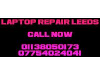 Laptop-PC-Hardware-Software Repair Leeds