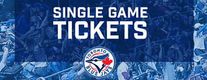 4 blue jays tickets for this Thursday June 29th