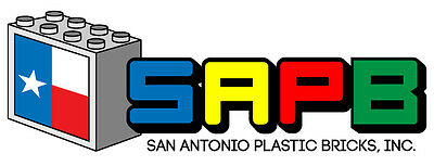 San Antonio Plastic Bricks