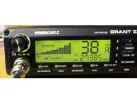 president grant 2 cb radio for swap
