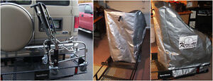 The Kerry-All Wheelchair Cover