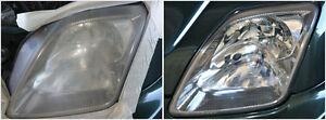 Headlight Restoration $30 both headlights