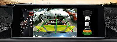 BMW F10 F25 F30 Rückfahrkamera für BMW und Mini Auto Radio Profi CIC NBT