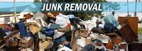 Junk removal, moving and cleaning