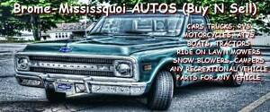 Join Brome-Mississquoi AUTOS (Buy N Sell)