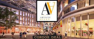 Downtown Condos-Artists Alley Condos-PLATINUM SALE