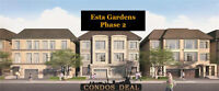 Richmond Hill Towns- Esta Gardens Phase 2- PLATINUM SALE