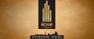 MISSISSAUGA CONDOS - EDGE TOWER 2 CONDOS - PLATINUM SALE