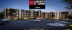 South End Guelph BRAND NEW LUXURY 2 Bedrooms + Den for rent