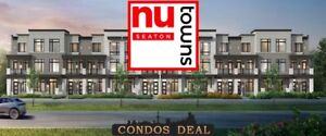 PICKERING TOWNS - NUTOWNS TOWNS - PLATINUM SALE
