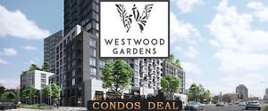 Richmond Hill Condos- Westwood Gardens Condos- PLATINUM SALE