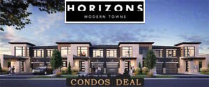 WHITBY TOWNS - HORIZONS MODERN TOWNS - PLATINUM SALE
