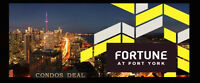 Downtown Condos- Fortune Condos- PLATINUM SALE