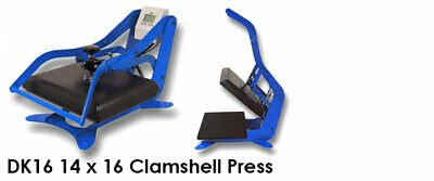 Digital Knight 14x16 Clamshell Press Drop Ships Direct From Manufacturer