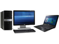 PC - Desktops - Laptops - Netbooks - Repair - Sell - Buy - FREE ADVICE!!!