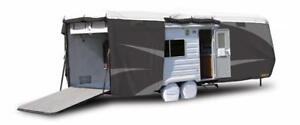 """RV COVER FOR TRAVEL TRAILERS OR TOY HAULE (BUMPER PULL)33'7""""-37'"""