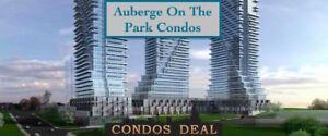 North York Condos - Auberge On The Park Condos - PLATINUM SALE
