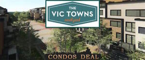 North York Towns - The Vic Towns - PLATINUM SALE