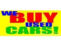 ANY CAR ANY VAN WANTED MINIMUM £300 PAID