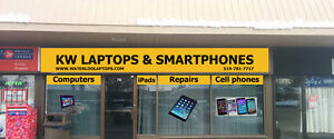 KW Laptops & Smartphones For Business We Support Your Business