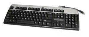 CLAVIERS ET SOURIS HP, LOGITECH, ETC. – CONNEXION USB AVEC FIL