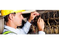 Electrician Required - Labour Only - Materials Supplied - Consumer Unit, Downlighting & More