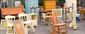 WANTED YOUR OLD WOOD FURNITURE