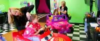 Experienced hair stylist needed for an amazing children's salon