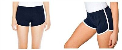 NEW WOMEN'S American Running SHORTS XS S M XL  Running Fitness Rest -