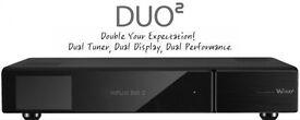 VU+ DUO 2 2tb hard drive inc: satellite box
