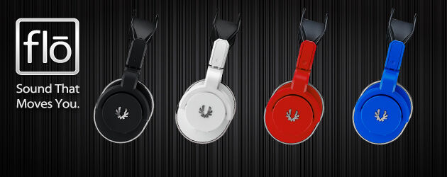 Flo gaming headsets available in 4 colours