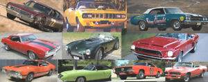 Sell me your classic muscle car turn key or project welcome