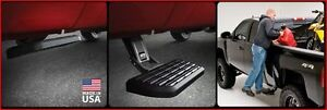 AMP Research - Side Truck Bed Step 2 Ram 1500 2009-17
