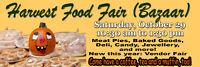 Vendors Wanted for Annual Fall Fair