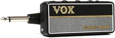 Vox amPlug2 Classic Rock AP2-CR Headphone Amplifier.  Free U.S. Shipping! for sale  Shipping to India