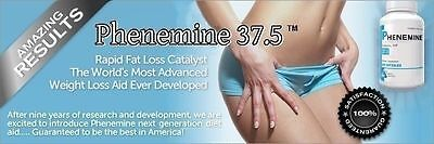 2 CT Phenemine Adipex 37.5 Slimming Pharmaceutical Grade Burner Best Diet Pills  5