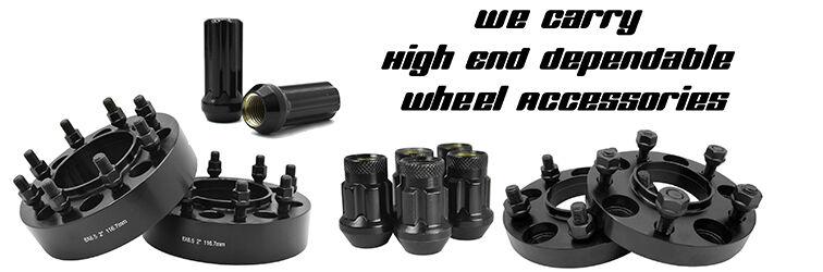 Venom Wheel Accessories