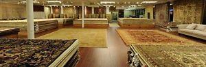 Toronto Liquidation Persian Rugs Showroom