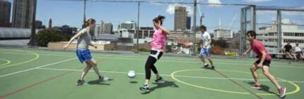 Futsal Competitions in CBD Ultimo Inner Sydney Preview