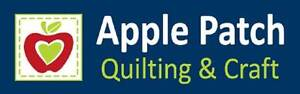 Apple Patch Quilting & Craft Shearwater Latrobe Area Preview