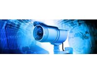 Professional CCTV systems installation