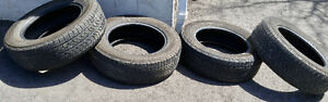 225 65 R17 Yokohama Avid all season tires