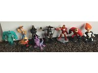 Disney infinity characters wii xbox 360 ps3 ps4
