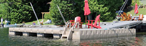 All Purpose Dock Floats, Dock Ladders & Stairs, Kayak Rack, ETC!
