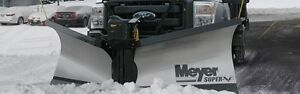 MEYER - NEW Snow Plows & Spreaders Commercial / Residential