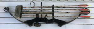 Compound Bow - Left-handed $320 - no tax