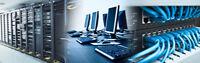 Desktop, Laptop, Office Network, IT Service and Server Support