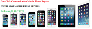 MOBILE PHONE REPAIRS - IPHONE