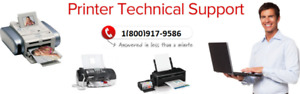 Printer Tech Support | Contact Number 1 800 917 9586